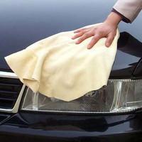 Min. order is $15 (mix order) multi purpose imitation deerskin towel cleaning  absorbent towel  2347