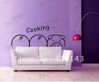 home family blessing  letter vinly PVC wall sticker DIY art room wall quote decal ems shippping cheap price
