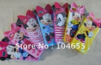 Freeshipping 10pcs/Lot TPU Micky Design Soft Cover Case for Apple iPhone 5, Back Skin Cover Shell House for iPhone 5 5G Case
