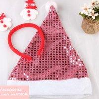 High quality Christmas santa hat, Free shipping