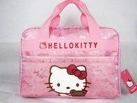 free shippingchildren's schoolbag   girl like  hello kitty cute package