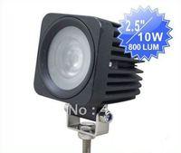 Super Bright ! 10w LED work light,LED light CREE 10W,LED truck light