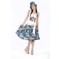 New Short  bust  skirts medium  cotton linen  bohemia short  Skirt Free Shipping