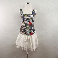 New Vest female basic slim women's summer women's tight basic fashion Free Shipping