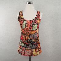 New Limited edition vest female basic slim women's vest female summer women's high-elastic Free Shipping