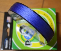 NEW  1pcs 500YD 30LB  Blue 100% Spectra PE Braid fishing line