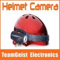 Outdoor Waterproof Action Sports Helmet Camera HD 640*480 with 30fps View Angle 52 degree bike camera CMOS 1.3Mega Image Sensor