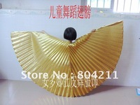 NEW  High Quality  Kids Belly Dance Costume Isis Wings/Isis Wings 2 colours Fit Children's height 90-150CM
