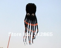 8m single Line Stunt  Parafoil Octopus POWER Sport Kite outdoor toys +Flying tool