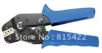 Free Shipping Crimping press pliers Dupont pin cable 2.54/4.8 3.96/3.2/KF2510 plug spring reed dedicated terminal arduino tool