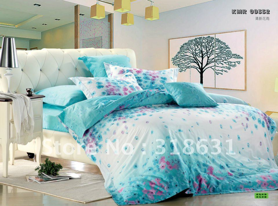 Great Purple and Turquoise Bedding Sets 960 x 712 · 115 kB · jpeg