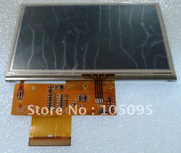ЖК-модуль Ling-OEM 4,3/lb043wq01 /Digitizer 100% &  LB043WQ01