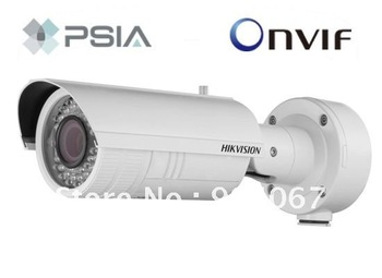 DS-2CD8264F-EI Hikvision camera, IR Bullet Network Camera, 1.3MP Hikvision Network Camera,IP66, IR rang 30M