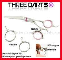 """2012-2013 Best designed ER-955 5.5"""" hair scissors"""