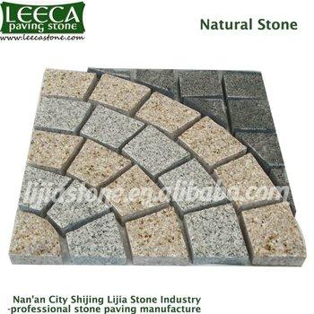 Garten granit stein pflaster