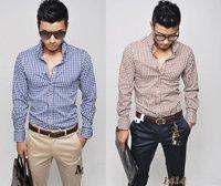 Мужская повседневная рубашка GL 3 4