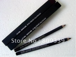 FREE SHIPPING MAKEUP NEW 2 colors English Name EYE KOHL CRAYON KHOL 1.45g Eyeliner pencil ( 120 pcs/lot)(China (Mainland))