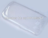Free Shipping  Crystal case For Samsung Galaxy S3 i9300 Japanese i9300 Transparent Cover