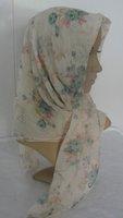 Fashion long towel high-grade stamping face cloth