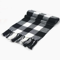 2013  Fashion men Scarf,hot selling scarf,classical grid design scarf free shipping