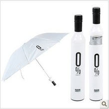 wholesale wine bottle umbrella