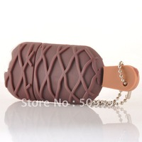 Wholesale Chocolate-covered ice-cream USB Flash Drive 8GB Free Shipping