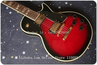 Classic New Custom Electric Guitar in black change red  Hot Guitars  (NO CASE) Custom Guitars A158