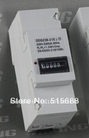 DDS238-2 (anlogue display)single phase din rail type watt hour meter