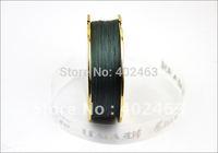 Free Shipping High Quality 8X-Knots Light Grey Braid Fishing Lines  160m/130m  0.8#/0.146mm/6.5kg---4.0#/0.320mm/24.5kg