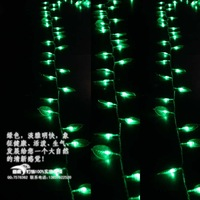 Lighting decoration supplies lantern 10 meters leaves led string of lights
