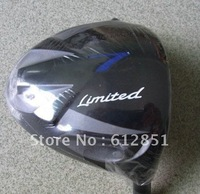 1 pc Limited 7 golf driver 9.5 or 10.5 loft with R/S graphite shaft and free headcover freeshipping