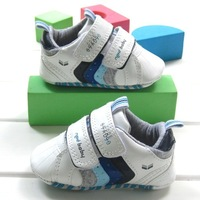 Hot sale baby boys shoes first walkers soft bottom to prevent slippery infant footwear branded shoes high quality Q148