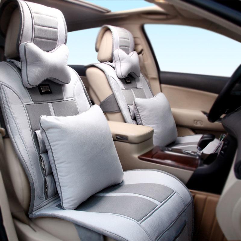 Infiniti fx ex g m VOLVO c30xc60xc90 four seasons special car cushion seat cover(China (Mainland))