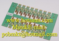 FPCB,Six layers Rigid Flexible Board