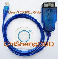 VAG KKL 409.1 USB Interface VW/AUDl Diagnostic Cable