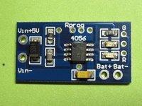 Free shipping ,10pcs  1A dedicated lithium battery charging board 4.2V TP4056