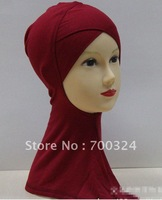 H509 CROSSOVER ninja underscarf,inner hats,mini hijab,free shipping,fast delivery,assorted colors