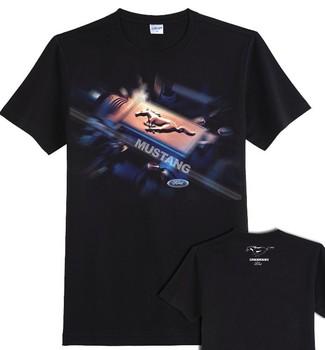 FORD mustang series t-shirt t shirt