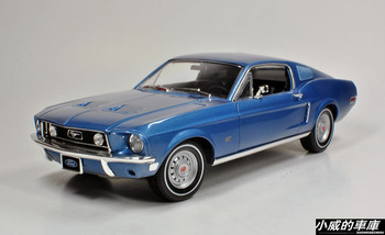 Greenlight 1968 FORD ford gt mustang gt