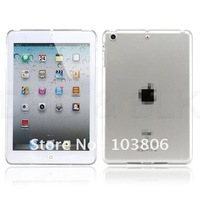 NEW Crystal Clear Hard PC Back Case Cover Slim Shell for Apple iPad Mini
