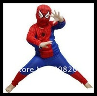 free shipping best selling spiderman halloween costumes for children hot kids christmas costume