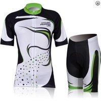 Free shipping 2012 MONTON Grass Women Cycling Sleeve Of Short Sport Suit/Cycling Clothing/Cycling Gear