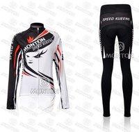 Free shipping Monton Women Thermal Cycling Clothing/Cycling Clothing/Cycling Gear