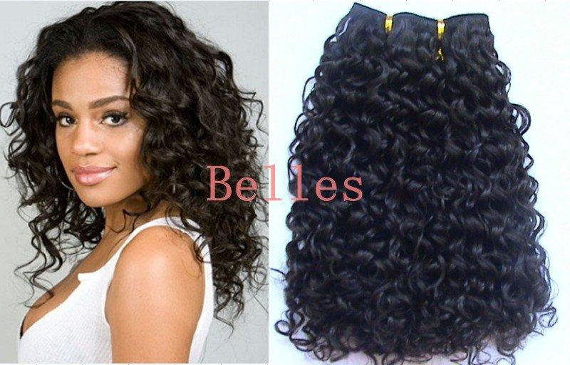 Brazilian Deep Water Wave Virgin Curly Hair Fashion Queen Weave ...
