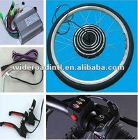"1000w 48v e-bike conversion kits  , 24"" front  wheel"