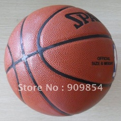 Free shipping Better quality 64-288 SP basketball(China (Mainland))