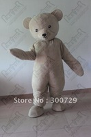 lovely teddy bear mascot costume soft and confortable costumes