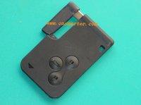 2014 New Renault key Megane remote key case shell 3 button -NO LOGO
