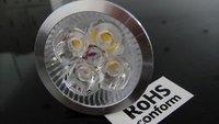 50pcs E27 PAR16 LED Sun Day Light Bulb 120V 240V E5W
