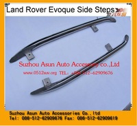 For Land Rover Evoque Running boards car auto parts accessories New Coming 2012